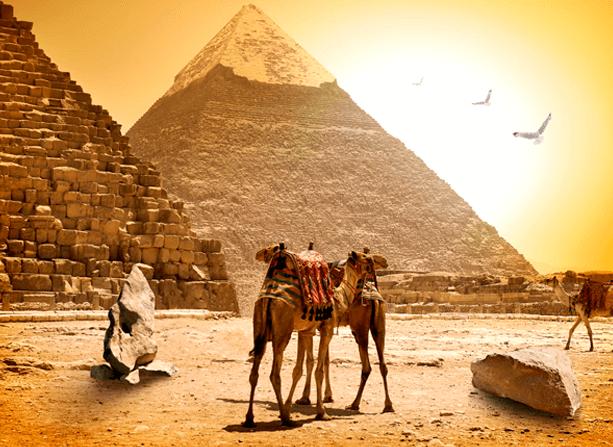Egipto con Dubai