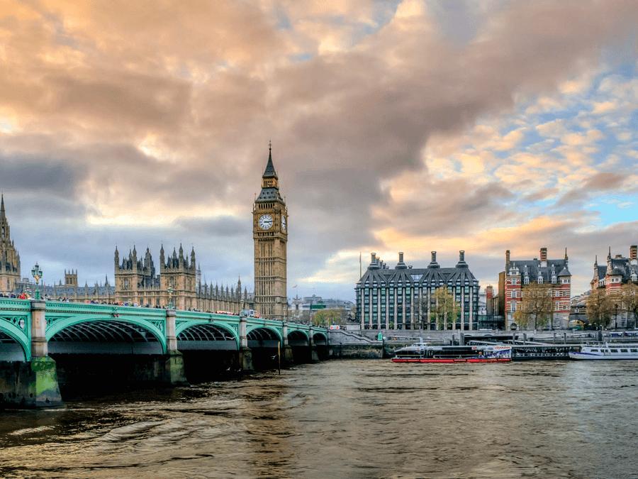 Europa con Londres